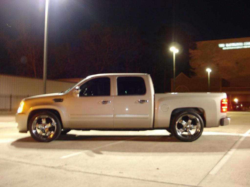 Nnbs Silverado Lowered 3 5