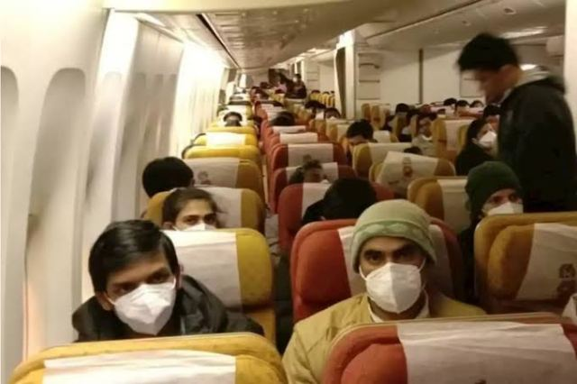 Air India Carona1