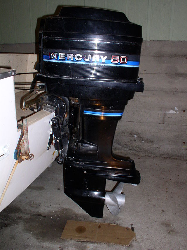 Mercury 115 Outboard Wiring Diagram