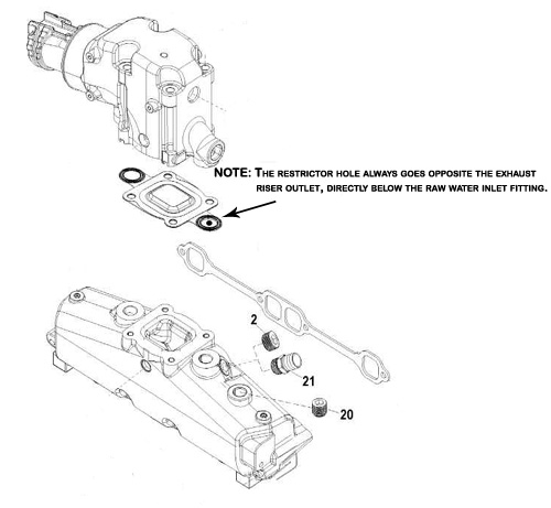 350 Mag Mpi Horizon Mercruiser Engine Diagram 5.7