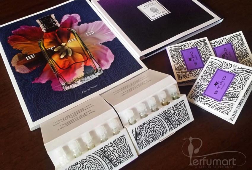 Perfumart - Post recebimento Etro