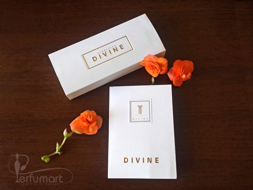Perfumart - post recebimento Divine
