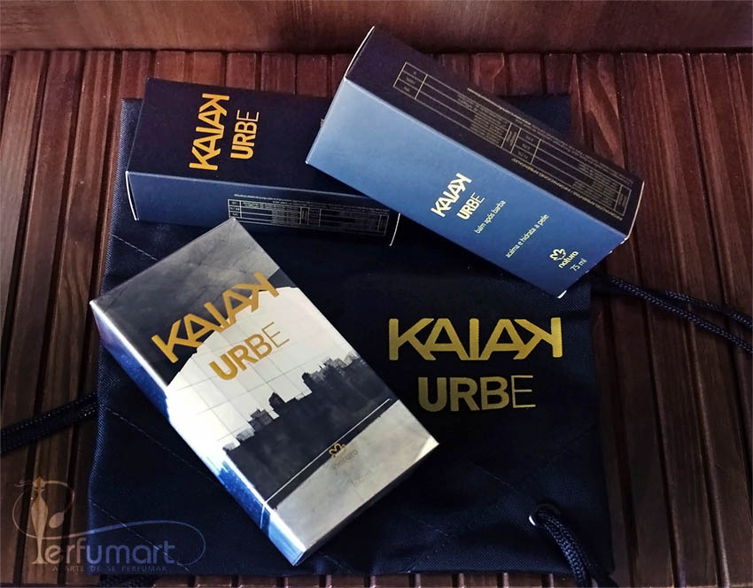 Perfumart - Natura Kaiak Urbe KIT