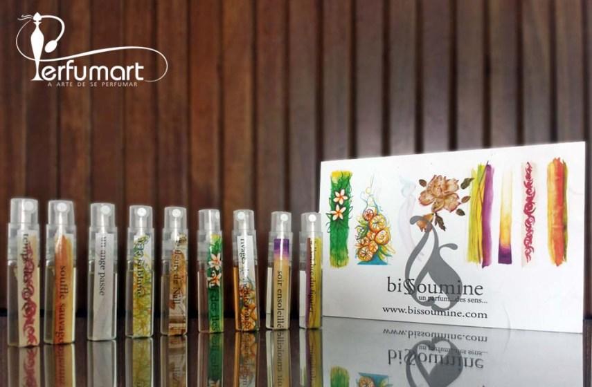 Perfumart - Post recebimento Bissoumine