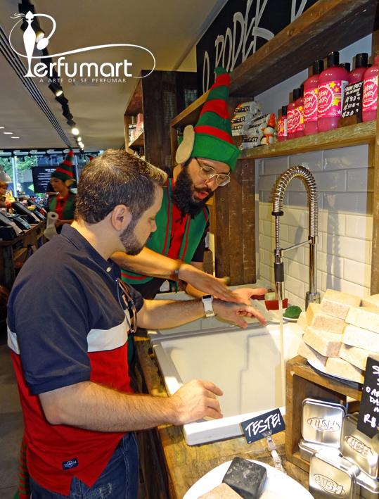 Perfumart - Lush SPA Sugar Scrub
