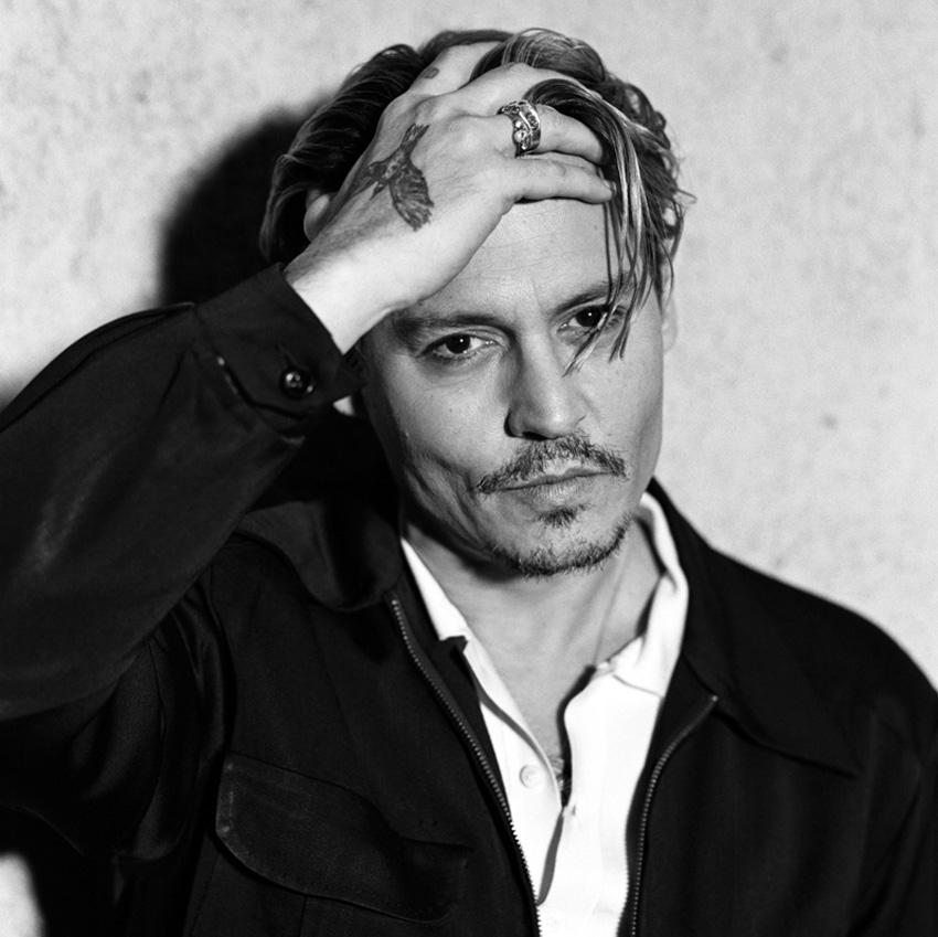 Perfumart - Johnny Depp e Dior
