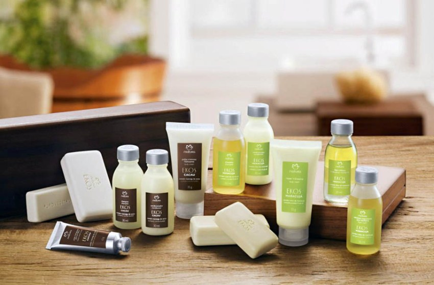 Perfumart - post sobre amenities - Natura