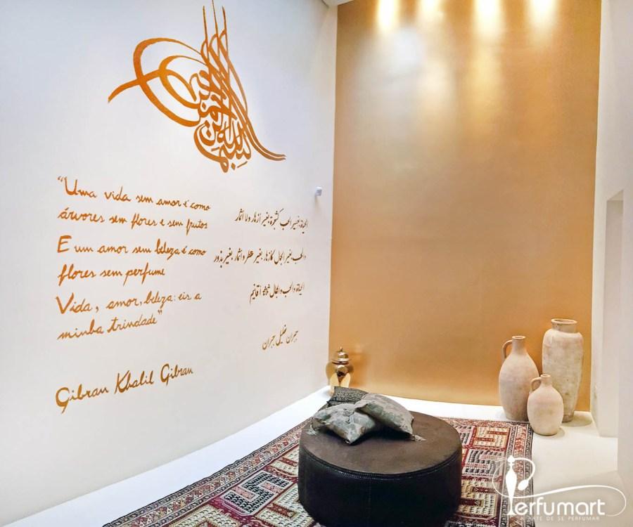 Perfumart - Post Al Zahra Lounge