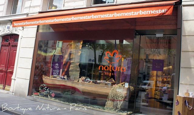 Perfumart - post Natura loja física