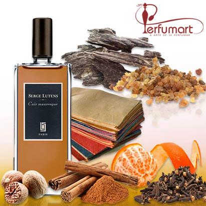 Perfumart - resenha do perfume Cuir Mauresque