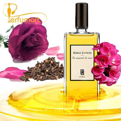 Perfumart - resenha do perfume Sa Majesté La Rose