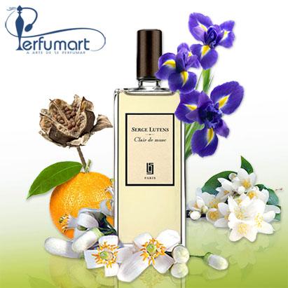 Perfumart - resenha do perfume Clair de Musc
