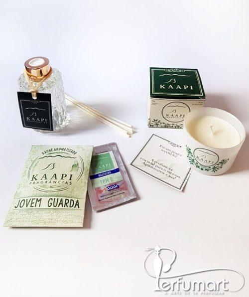Perfumart - FCE Cosmetique 2016 - Brinde Kaapi