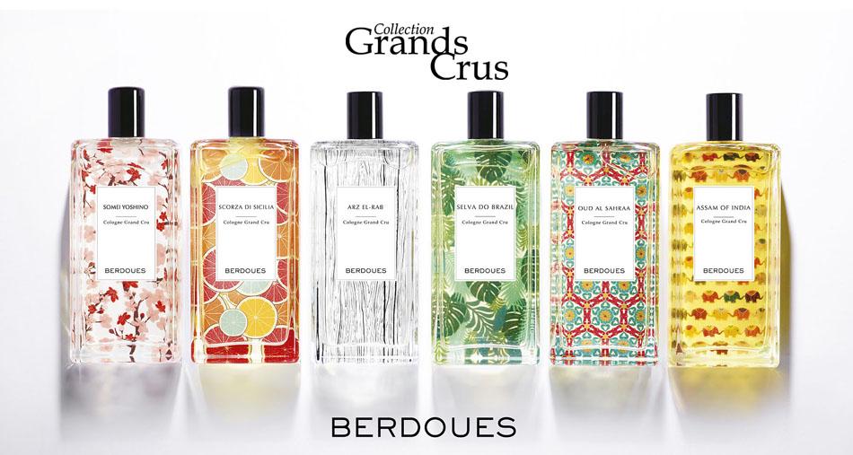 Perfumart - post grand crus Berdoues testada