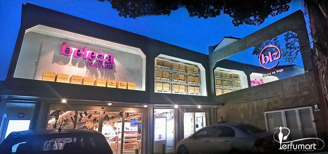 Perfumart - post loja Física BNW - Fachada