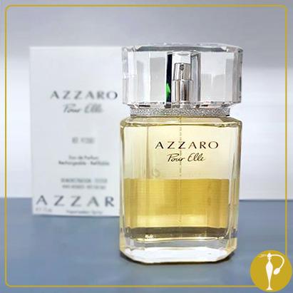 Perfumart - resenha do perfume AZZARO POUR ELLE
