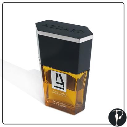 Perfumart - resenha do perfume AZZARO POUR HOMME