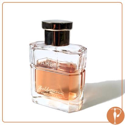 Perfumart - resenha do perfume Baldessarini ambré