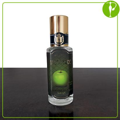 Perfumart - resenha do perfume Cia. Terra - Maçã Verde