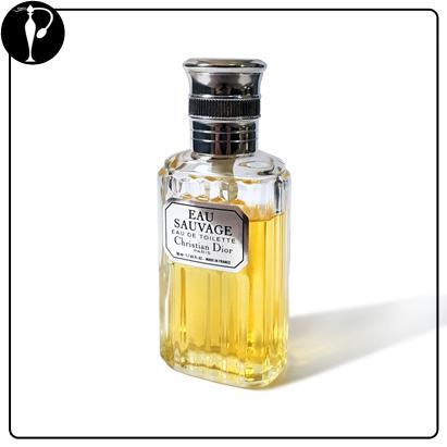 Perfumart - resenha do perfume Dior - Eau Sauvage