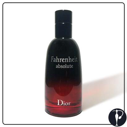 Perfumart - resenha do perfume Dior - fahrenheit Absolute
