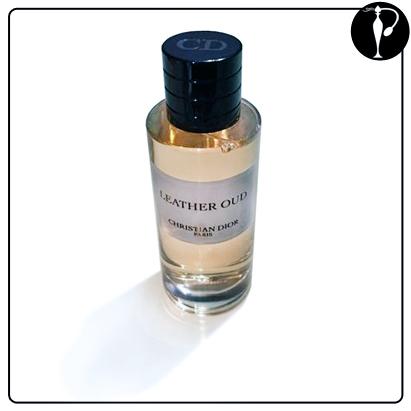 Perfumart - resenha do perfume Dior - leather oud