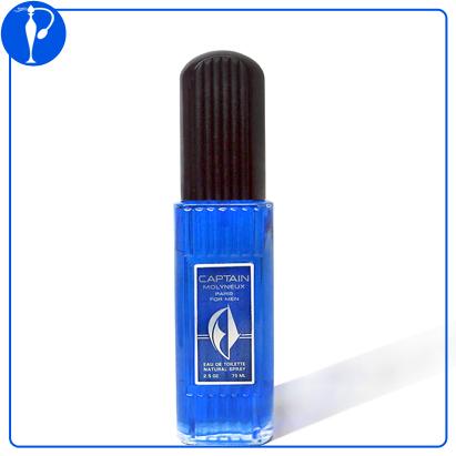 Perfumart - resenha do perfume Molyneux - Captain
