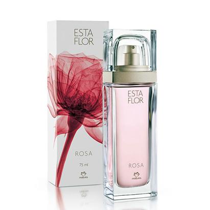 Perfumart - resenha do perfume Natura - Esta Flor Rosa
