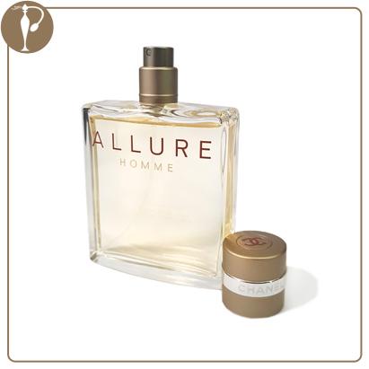 Perfumart - resenha do perfume chanel allure homme