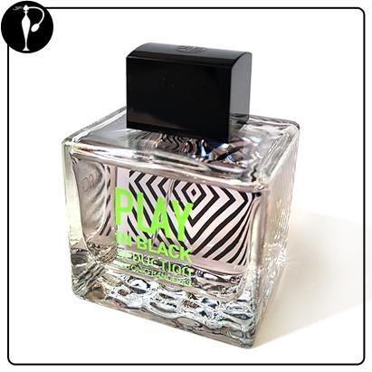 Perfumart - resenha do perfume Banderas - Play in Black Seduction