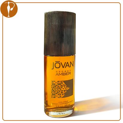 Perfumart - resenha do perfume Jovan - Secret Amber