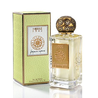 Perfumart - resenha do perfume Nobile 1942 - Vespri Aromático