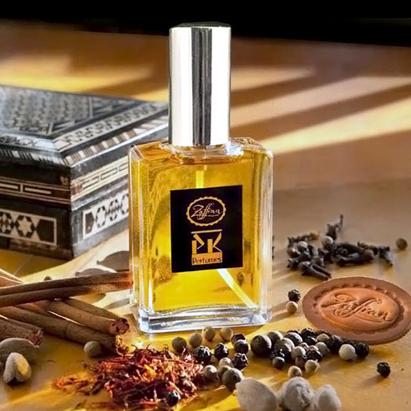 Perfumart - resenha do perfume PK Perfumes - Zaffran