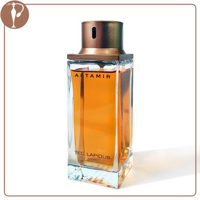 Perfumart - resenha do perfume Ted Lapidus - Altamir