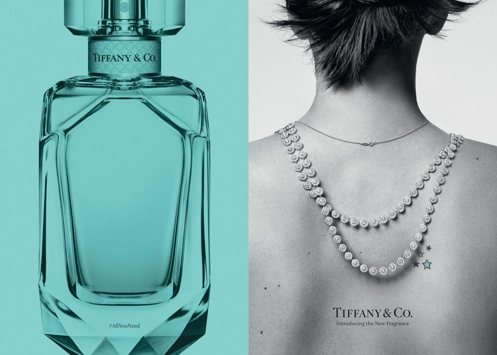 Perfumart - post novo perfume Tifanny topo
