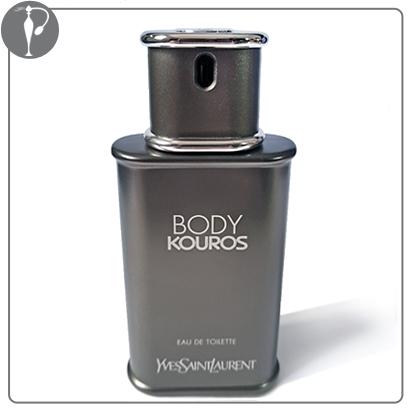 Perfumart - resenha do perfume YSL - Body Kouros