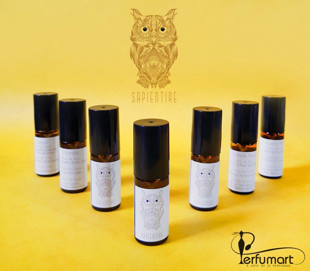 Perfumart - Post Sapientiae testada