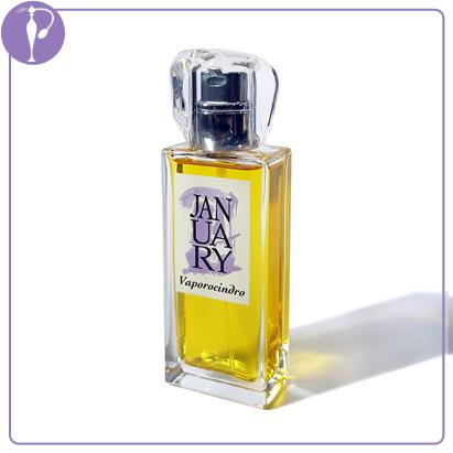 Perfumart - resenha do perfume January Scent - Vaporocindro