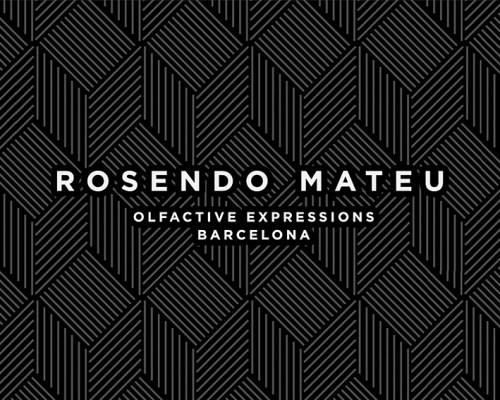 Perfumart - Rosendo Mateu Logo