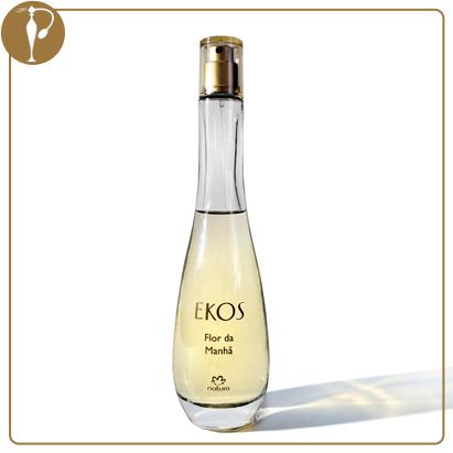 Perfumart - resenha do perfume Natura - EKOS Flor da Manhã