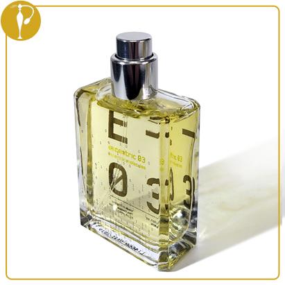 Perfumart - resenha do perfume Escentric Molecules - Escentric 03