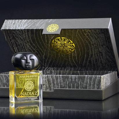 Perfumart - resenha do perfume Nadia Z - Anji Bamboo