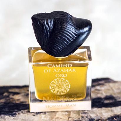 Perfumart - resenha do perfume Nadia Z - Camino de Azahar Oro Man
