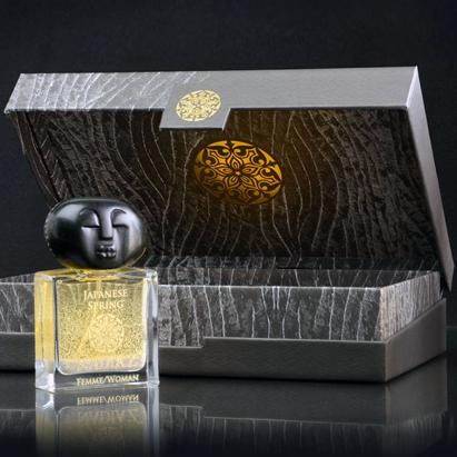 Perfumart - resenha do perfume Nadia Z - Japanese Spring Woman