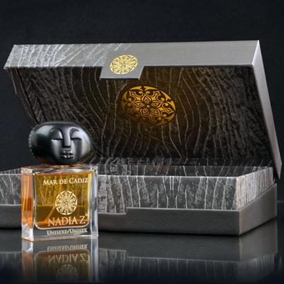 Perfumart - resenha do perfume Nadia Z - Mar de Cadiz Unisex
