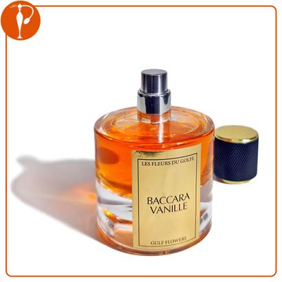 Perfumart - resenha do perfume Les Fleurs Du Golfe - Baccara Vanilee