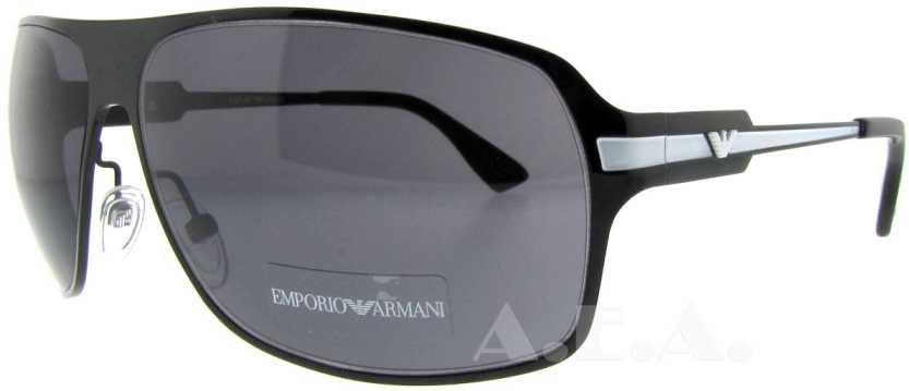 b4ab390f Ea 9528/s 6 Black By Emporio Armani For Unisex – 65-12-125 Mm ...