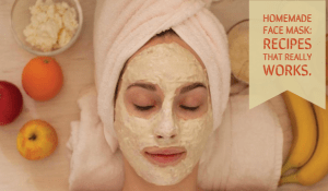 Homemade face mask recipes that work perfume a2z homemade face mask solutioingenieria Images