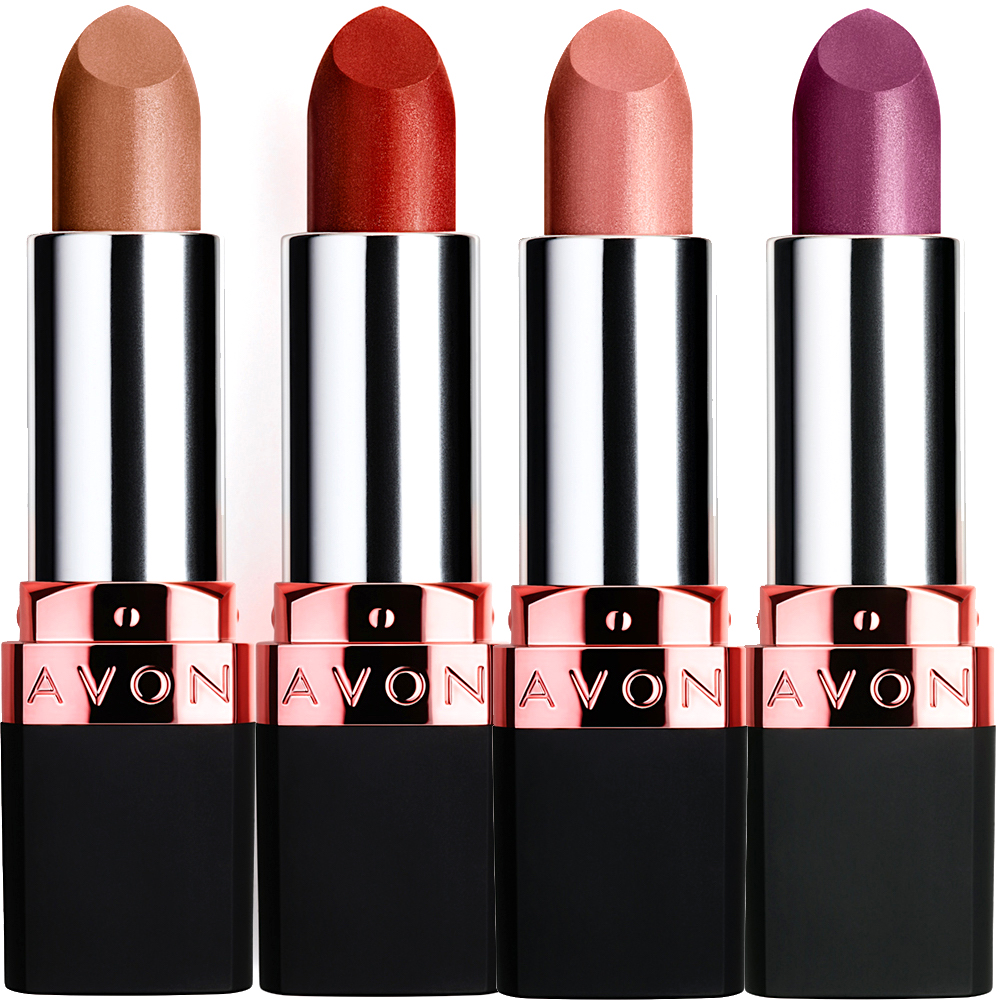 Avon True Colour Luminous Velvet Lipstick