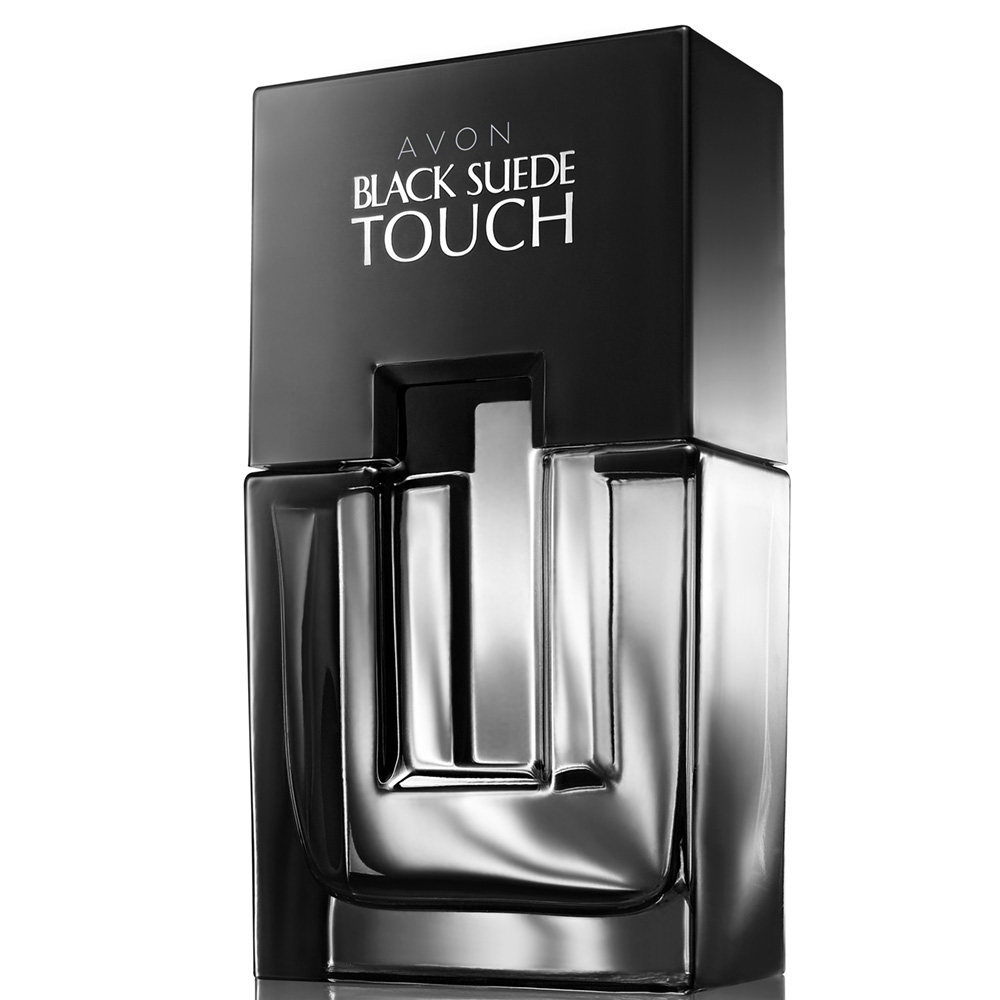 Black Suede Touch EDT